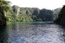 Barracuda Lake, Coron, Philippines