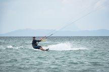 Kite In Negros, Zamboanguita, Philippines