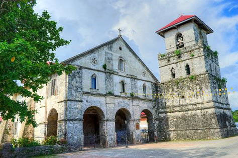 Baclayon Ecclesiastical Museum, Baclayon, Philippines