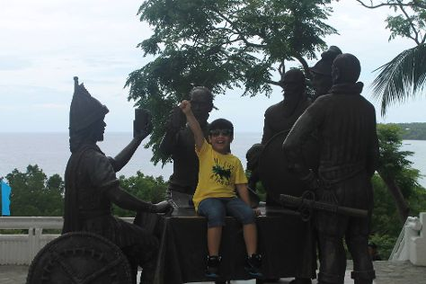 Blood Compact Monument, Tagbilaran City, Philippines
