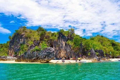 Borawan Island, Padre Burgos, Philippines