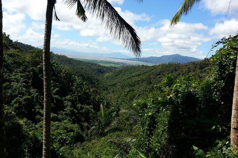 Buruwisan Falls, Siniloan, Philippines