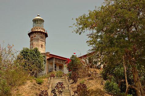Cape Bojeador Lighthouse, Burgos, Philippines