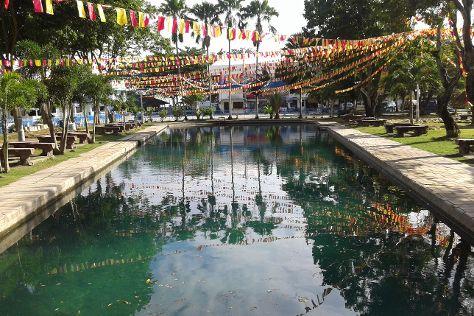 Capilay Spring Park, San Juan, Philippines
