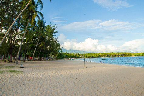 Dahican Beach, Mati, Philippines