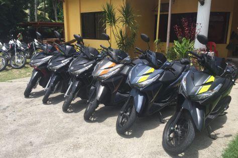 Island Rentals - Bohol Motorcycles for rent, Tagbilaran City, Philippines