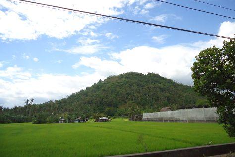 Lignon Hill, Bicol Region, Philippines