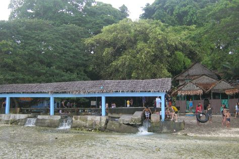 Molobolo Springs, Tuburan, Philippines