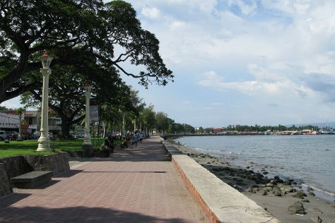 Rizal Boulevard, Dumaguete City, Philippines