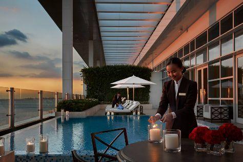 Solaire Resort and Casino, Paranaque, Philippines