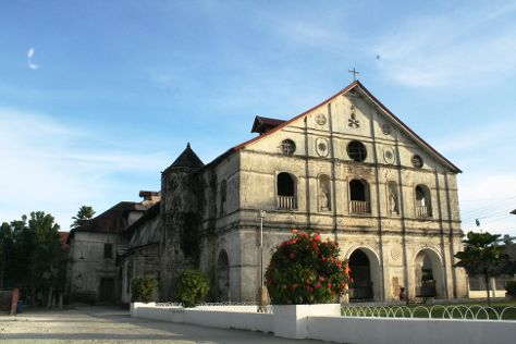 St Peter's Church, Loboc, Philippines