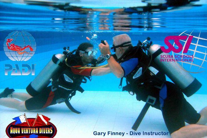 Aqua Ventura Divers, Dauin, Philippines