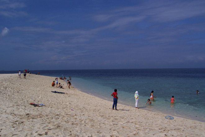 Basdaku Beach, Moalboal, Philippines