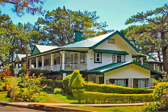 Bell House - Camp John Hay, Baguio, Philippines