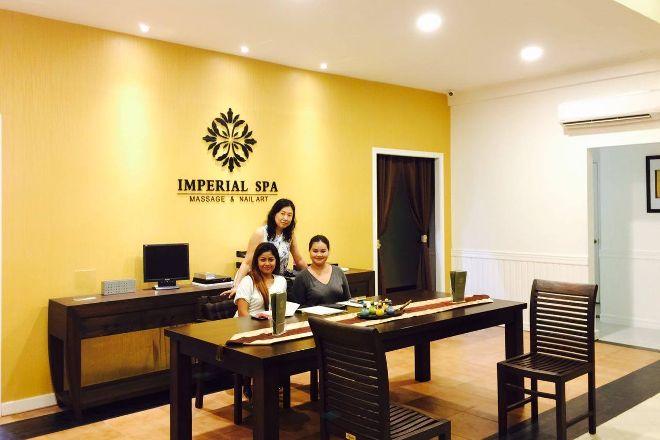Cebu Imperial Spa, Cebu City, Philippines