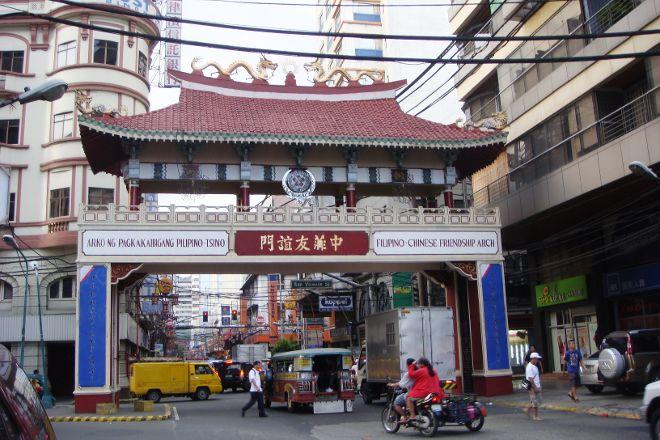 Chinatown, Manila, Philippines