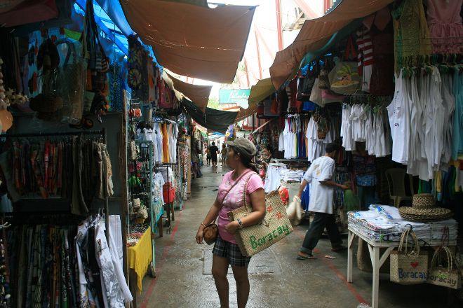 E Mall, Boracay, Philippines