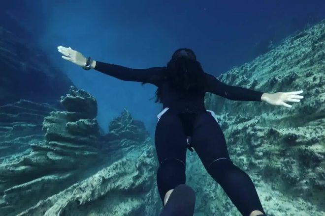 Freediving Coron, Coron, Philippines