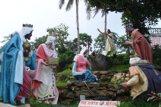 Hand of Jesus Shrine, Lucban, Philippines