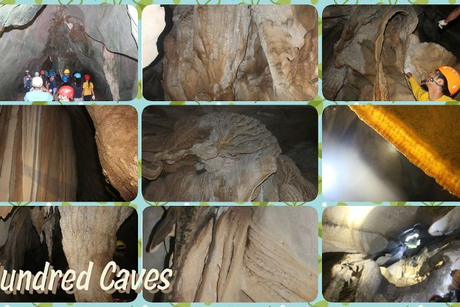 Hundred Caves, Puerto Princesa, Philippines