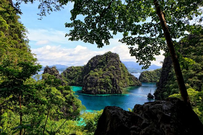 Kayangan Lake, Coron, Philippines