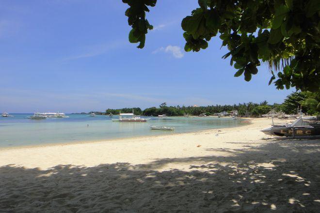 Langub Beach, Malapascua Island, Philippines