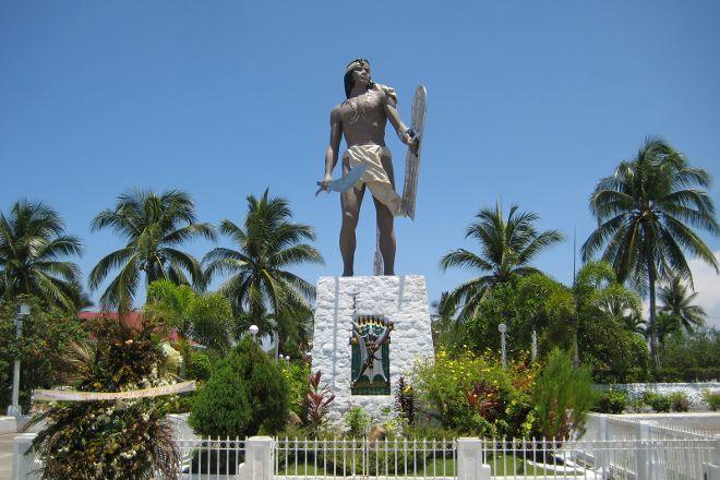 Lapu Lapu Statue, Lapu Lapu, Philippines