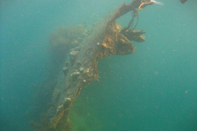 Lusong Gunboat Wreck, Coron, Philippines