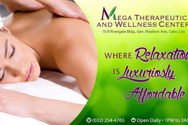MEGA Therapeutic and Wellness Center, Cebu City, Philippines