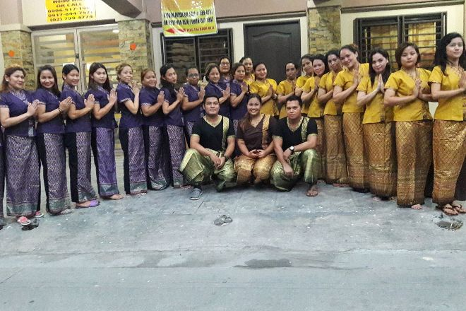 Oren Thai Touch Massage and Spa, Paranaque, Philippines