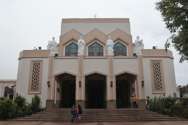 Our Lady of Antipolo Shrine, Antipolo City, Philippines