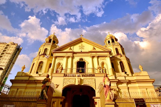 Quiapo Church, Manila, Philippines