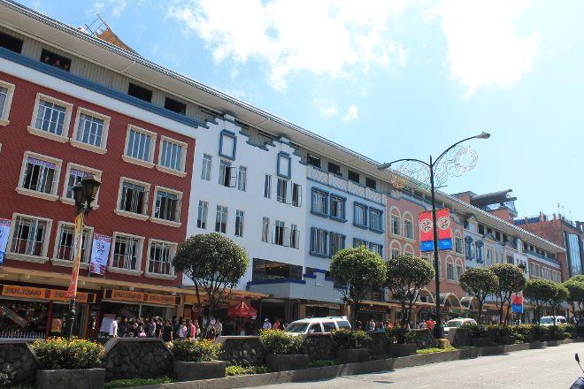Session Road, Baguio, Philippines
