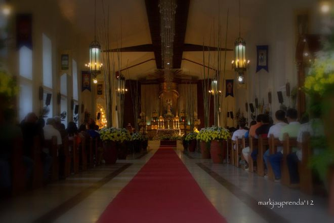 Shrine of Our Lady of Guadalupe, Pagsanjan, Philippines