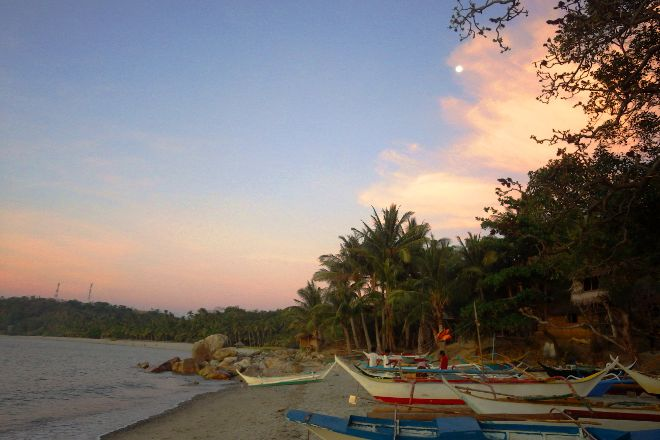 Talipanan Beach, Puerto Galera, Philippines