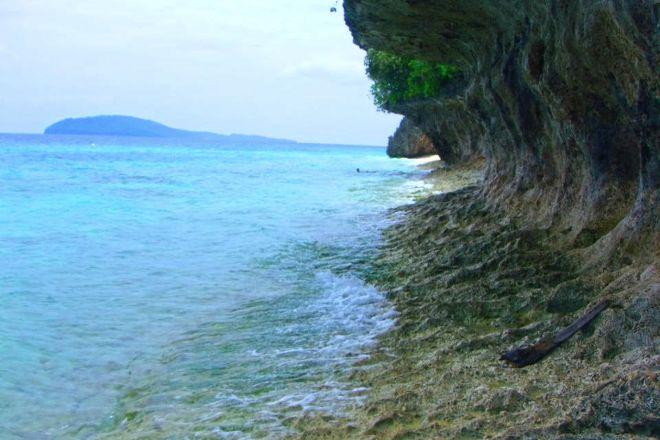 Tangkaan Beach, Padre Burgos, Philippines