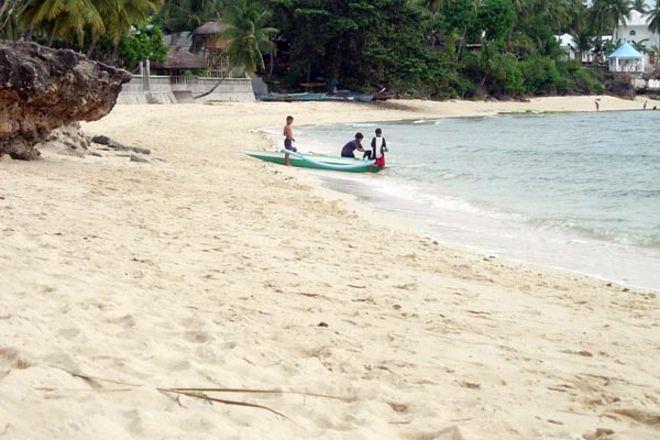 Tingko Beach, Alcoy, Philippines