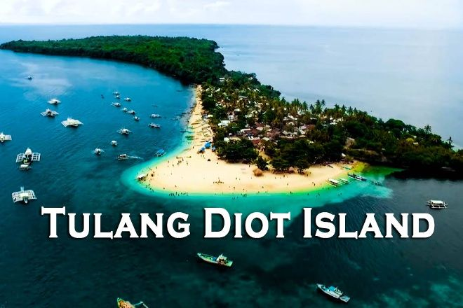 Tulang Diot Island, San Francisco, Philippines