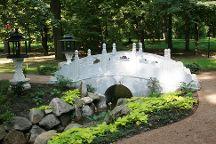 Chinese Garden, Warsaw, Poland