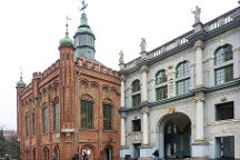Court of the Fraternity of St. George, Gdansk, Poland