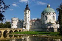 Krasiczyn Castle, Krasiczyn, Poland