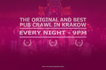 Krawl Through Krakow - Pub Crawl, Krakow, Poland