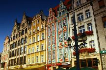 Old Town- Historic Center, Wroclaw, Poland
