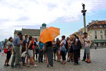 Orange Umbrella Free Tour
