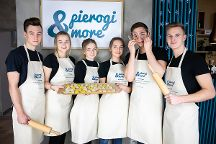 PIEROGI & MORE cooking class, Warsaw, Poland