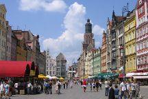 Rynek of Wroclaw