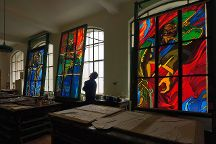 Stained Glass Museum (Muzeum Witrazu), Krakow, Poland