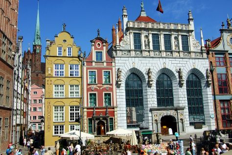 Old Town, Gdansk, Poland