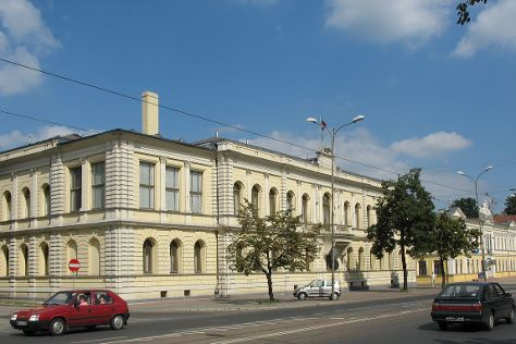 Palac Enderow, Pabianice, Poland