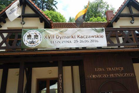 Skansen Gorniczo Hutniczy - Dymarki Kaczawskie, Zlotoryja, Poland